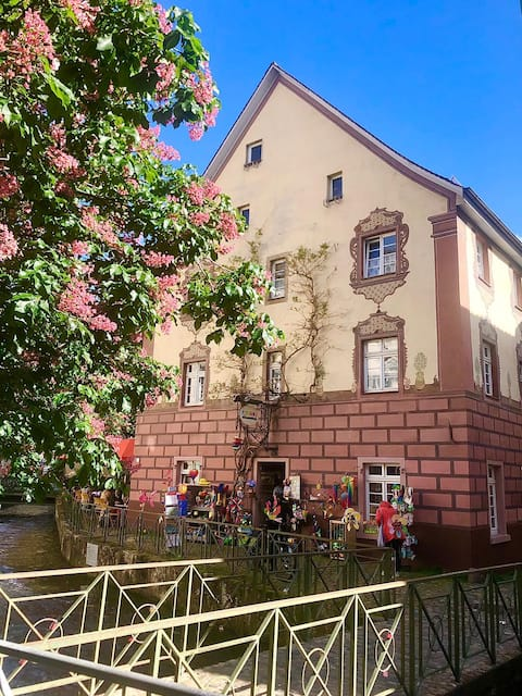 """Apartment """"A"""" in the old town"""