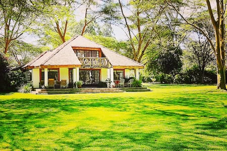 Lucita Farm Guest House One in Naivasha