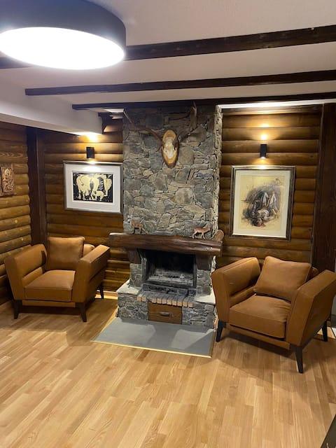 Perfect Lodge House in Mavrovo