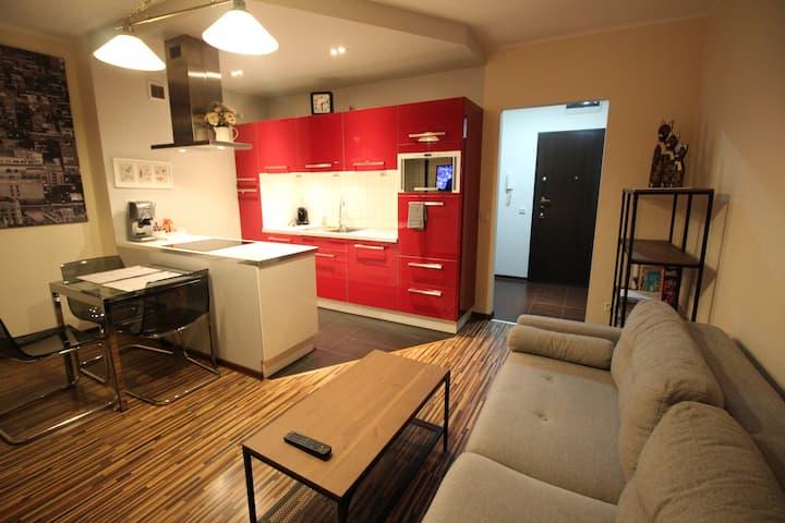 Apartment Podgórna 12
