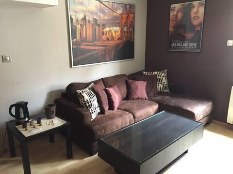 L'Amandier, luxe appartement met een slaapkamer