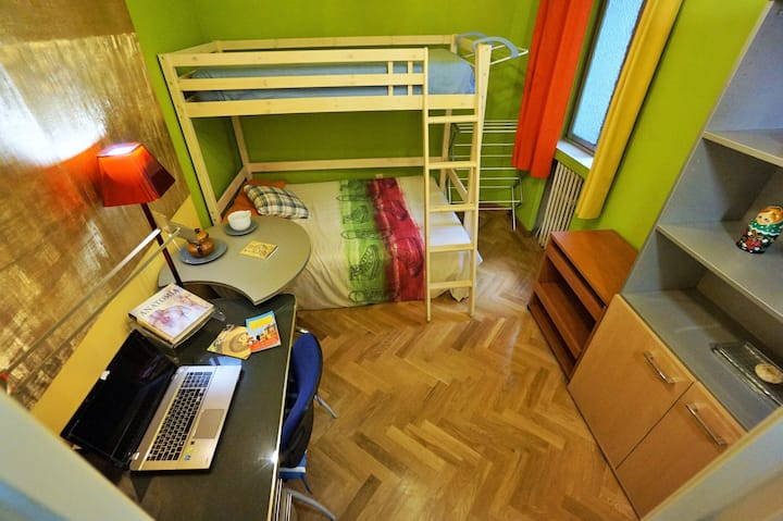 Rent Private Room Downtown Madrid