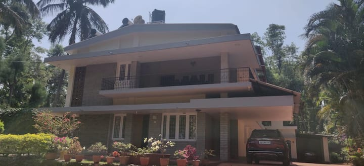 Chilumey Homestay, Somwarpet, Coorg