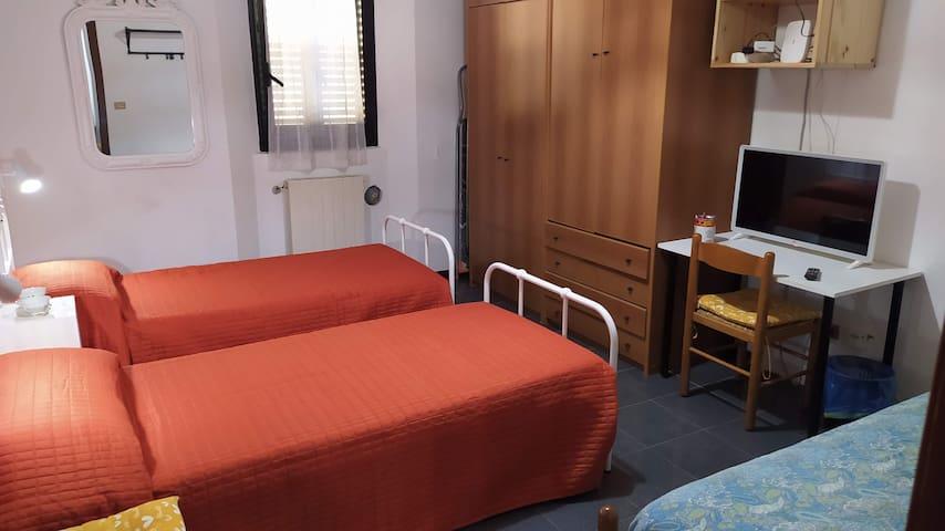Tranquillo appartamento in via del Pratello