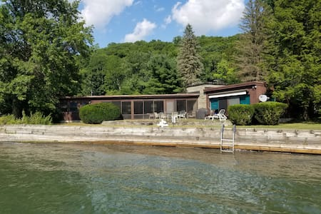 Lakefront Cottage - Skaneateles Lake