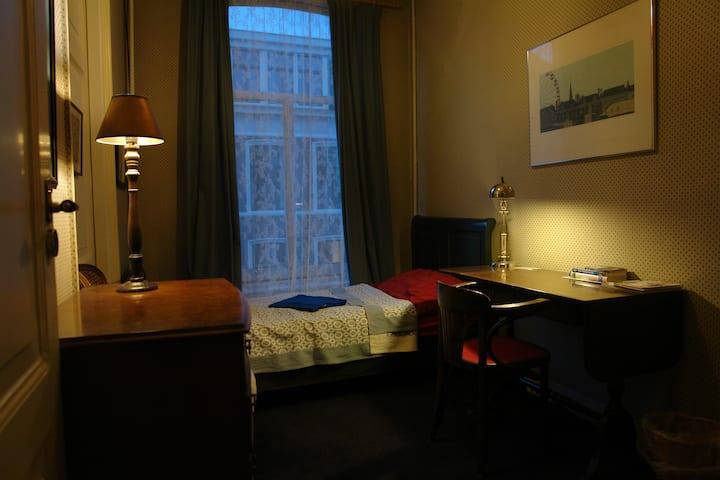 small guestroom