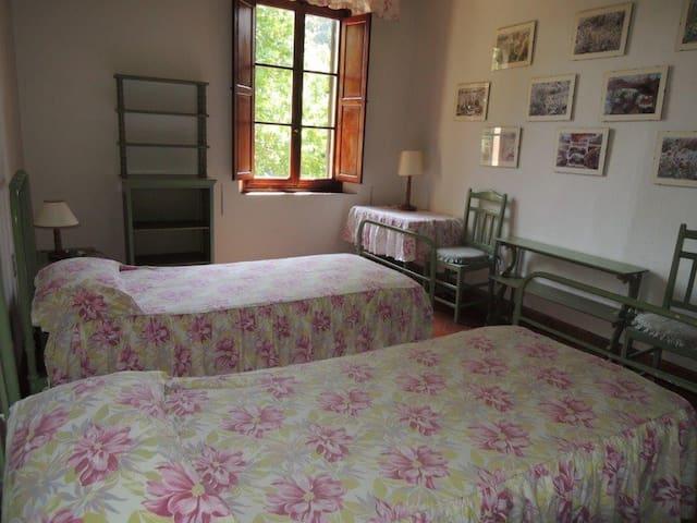 suite C camera doppia