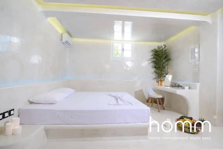 Mykonos 52m² homm Luxury Apartment Seaside Ornos