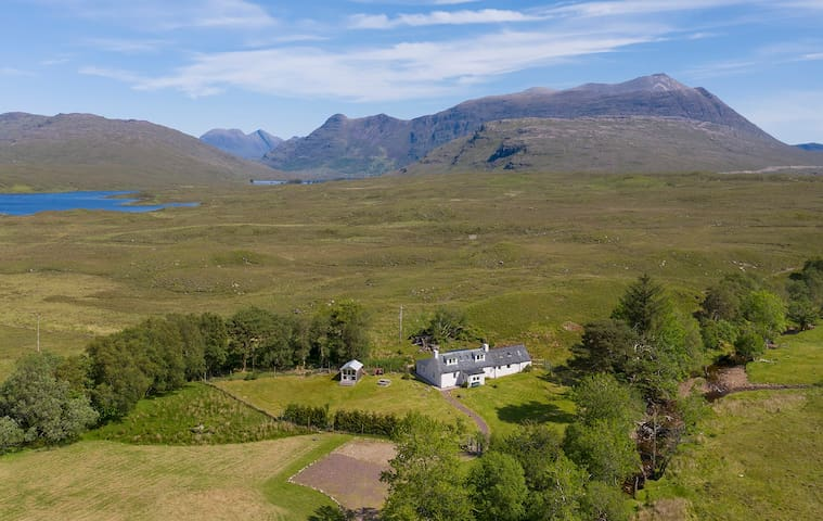 SHEPHERDS COTTAGE - Luxury home Scottish Highlands