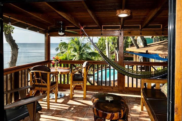 OCEAN FRONT 2 Bedroom Seascape-2 Pools/Dock/Kayaks