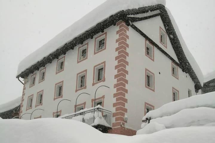 Appartamento Sonnenberg nel magico paese Walser