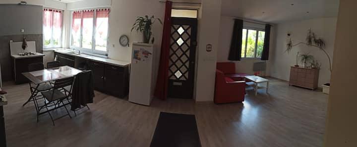 Chambres meublées à Ternay