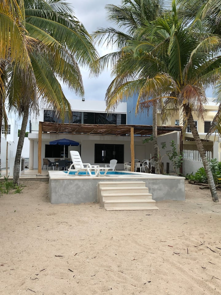 FRONT BEACH HOUSE / Ocean View / 2 Floors