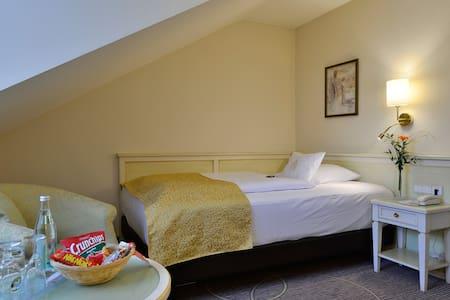 Classic Einzelzimmer im Best Western Plus Hotel ERB in Parsdorf bei München