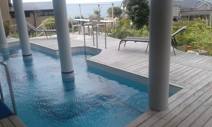 großes Self -Catering -Apartment mit Sea View