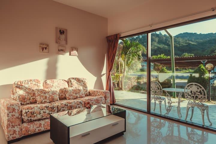 Phuket Wake Park  Deluxe Apartment