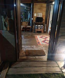 porta de entrada principal