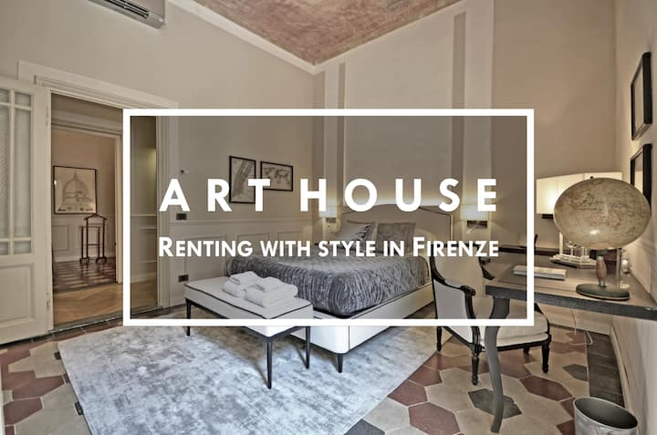 ART HOUSE  |  Renting with style in Firenze