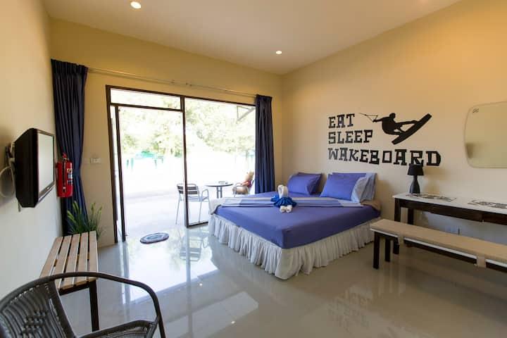 Phuket Wake Park Standard Room