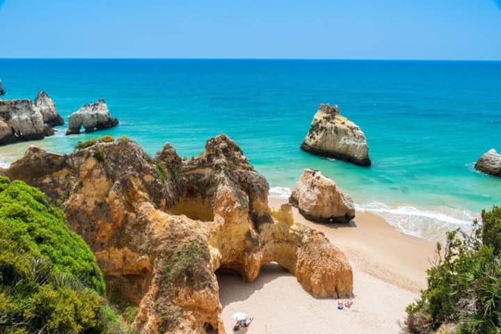 Lovely 3-rooms apartment in the city of Alvor