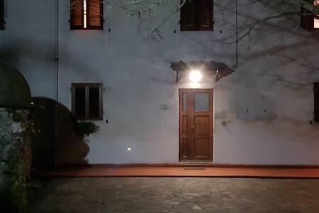 illuminazione notturna per accesso
