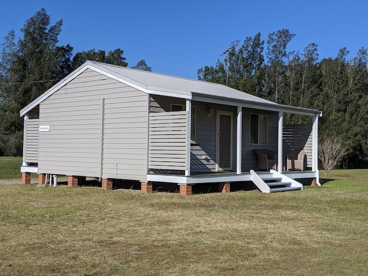 Kookaburra 2 night minimum stay