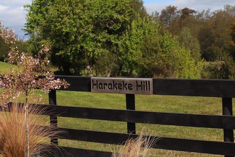 Harakeke Hill, near Motueka