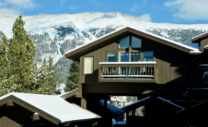 The Beach Haus on Copper Mountain