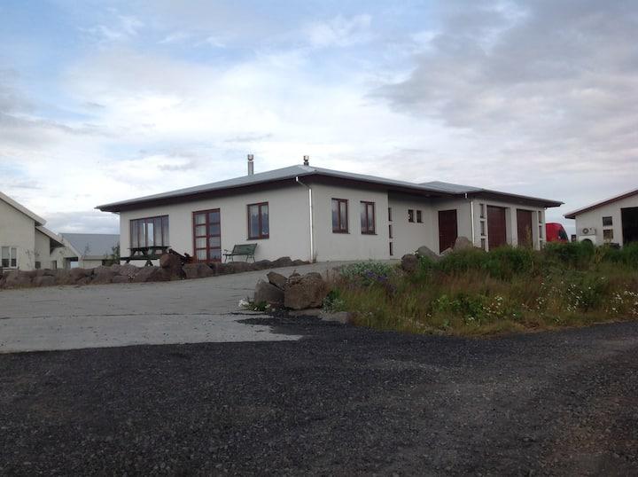 New villa by the Atlantic Ocean