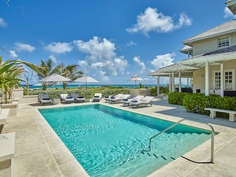 LARIMAR  -   Luxury Ocean Front Villa 6 bed 7 bath