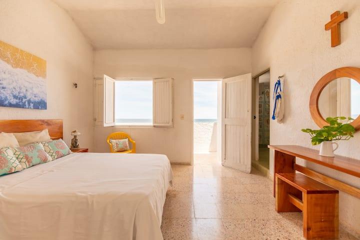 Casa frente al mar en Chabihau