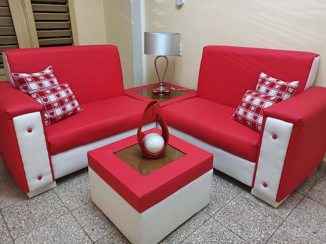 Valia Vacation Apt. Best for 1couple. Private+WiFi