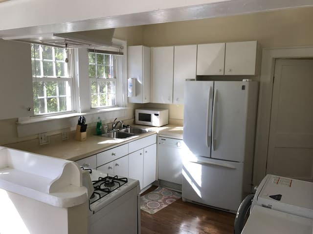 Quiet extended stay 1 BR apartment