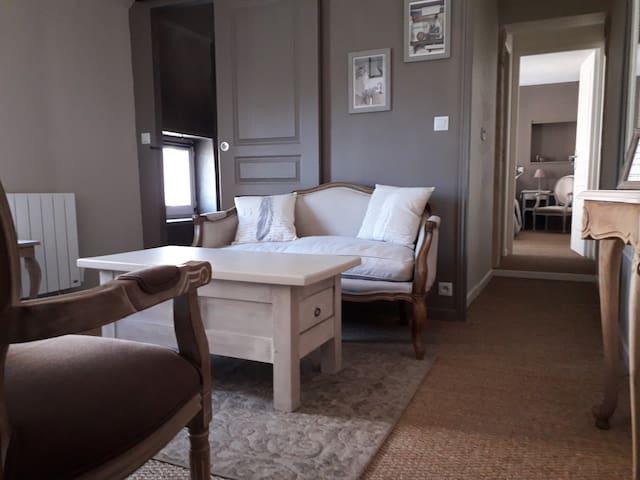 B&B Suite 2 chambres :2/3/4 per/mesures sanitaires