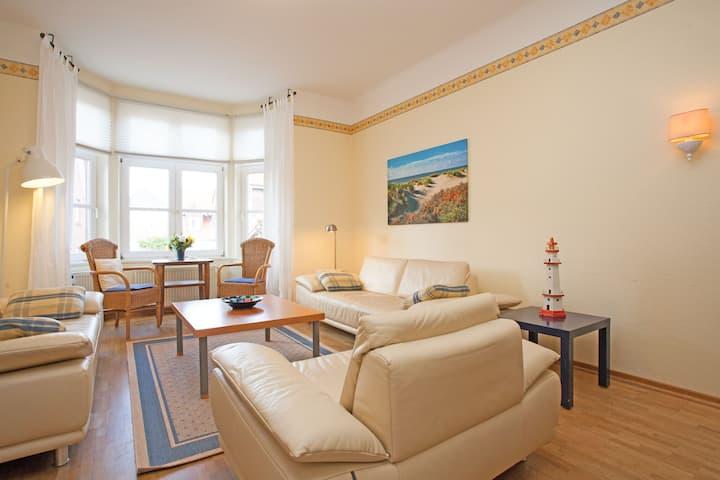 Urlaub im Haus Detine, Wohnung 2 oben