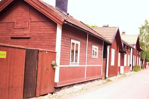 1700 tals Stuga kulturkvarter