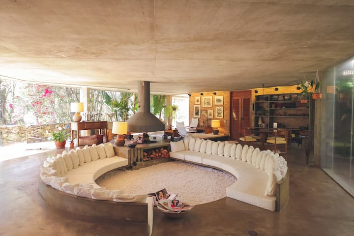 Atibaia House - Contemporary Atchitecture