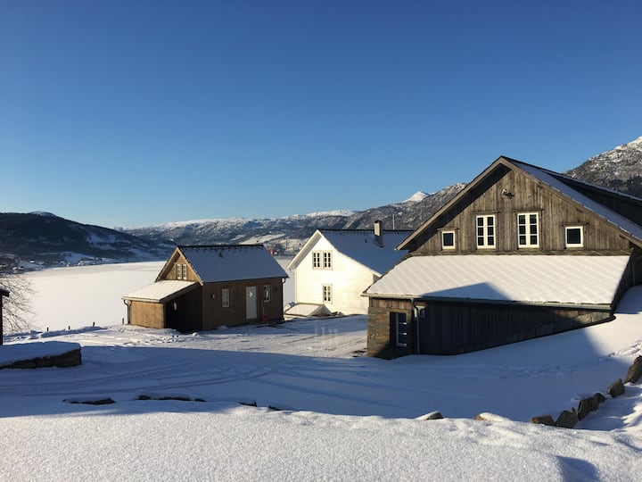 Holiday apartment in Ølen