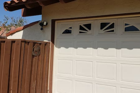 There are 2 motion lights. 1 for the driveway and 1 for the entrance gate.