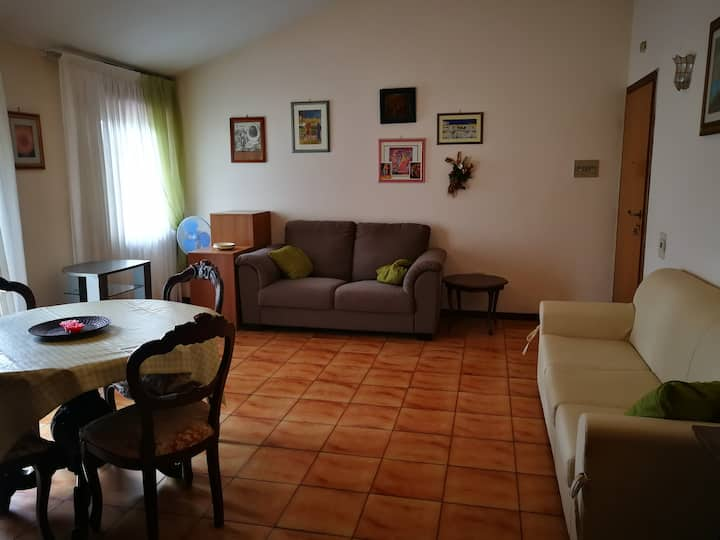 Wonderful Apartment in Terni,nearMarmore Falls :-)