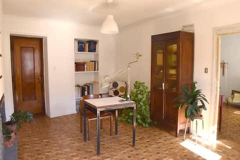 Artist's House in Racconigi downtown
