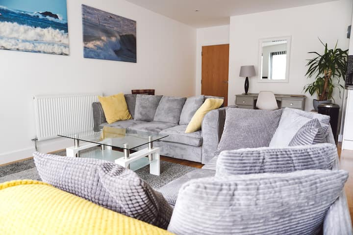 Seaquest 1, Your perfect holiday apartment Newquay