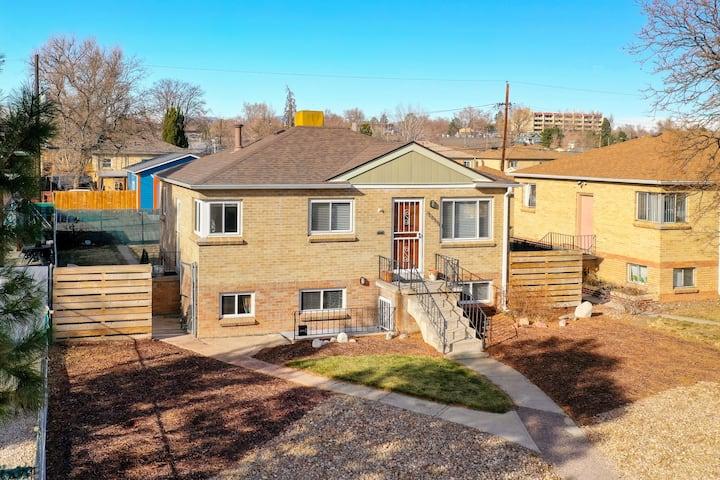 Sloan's Lake House - Urban Location! Edgewater, CO