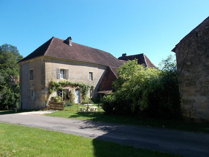 House Christal-cottage for 4/5 pers - Countryside-