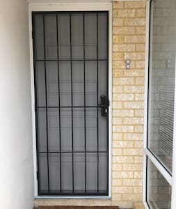 Front door accessibility
