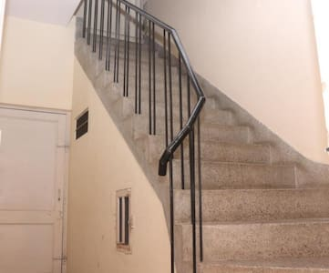 Steps to climb as it's a Penthouse apartment