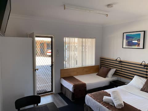 Boutique Self-Contained Motel Apartments in Moree