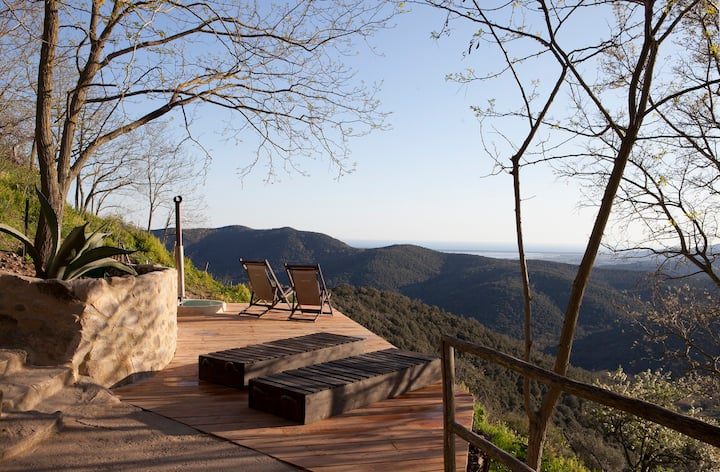 La Dolce Vita ~ romantic retreat in quiet nature