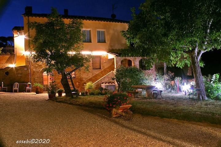 Agriturismo Fontecastello - Apartment for 2 people