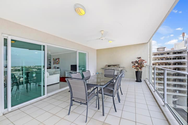 Find Modern City Comfort with a Private Balcony